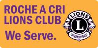 ROCHE A CRI LIONS CLUB